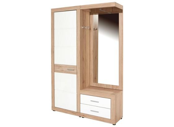 Garderobe malta online kaufen m belix for Garderobe 90