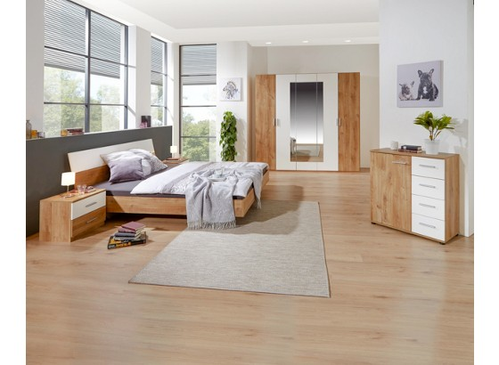 schlafzimmer katrin online kaufen m belix. Black Bedroom Furniture Sets. Home Design Ideas