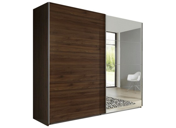 schwebet renschrank ernie in columbia nussbaum online kaufen m belix. Black Bedroom Furniture Sets. Home Design Ideas