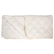 4-jahreszeiten-unterbett Lammflor - Creme, KONVENTIONELL, Textil (95/195cm) - PRIMATEX