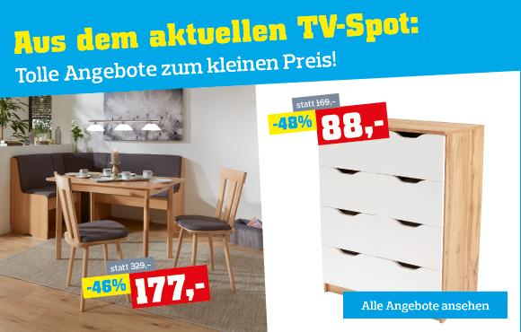 Möbelix, Kost' fast nix Ihr Möbeldiskonter in Österreich
