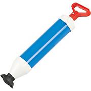 Abflussreiniger mit Handpumpe - Blau/Rot, KONVENTIONELL, Kunststoff (38cm)
