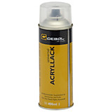Acryl-Glanzlack Klar - Klar, KONVENTIONELL (25cm) - GEBOL