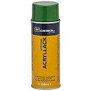 Acryl-Glanzlack Laubgrün - Grün, KONVENTIONELL (25cm) - GEBOL