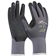 Arbeitshandschuhe Gr. 8 - Grau, KONVENTIONELL, Textil (20cm) - GEBOL
