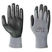 Arbeitshandschuhe Valerian Gr. 11 - Grau, KONVENTIONELL, Textil (22cm) - VENDA