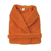 Bademantel Sina - Orange, KONVENTIONELL, Textil - OMBRA