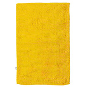 Badematte Anke - Gelb, MODERN, Textil (60/90cm) - LUCA BESSONI