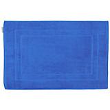 Badematte Bella - Blau, Textil (50/75cm)