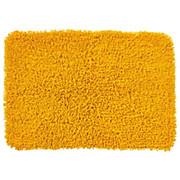 Badematte Lilly - Gelb, KONVENTIONELL, Textil (60/90cm)