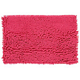 Badematte Rosella - Pink, MODERN, Textil (50/80cm) - LUCA BESSONI