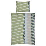 Bettwäsche Arzu - Grün, MODERN, Textil - LUCA BESSONI