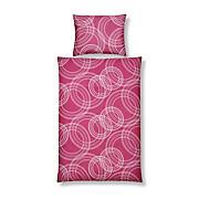 Bettwäsche Bea - Pink, MODERN, Textil - LUCA BESSONI