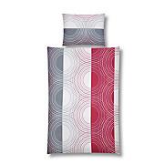 Bettwäsche Rena - Beere, MODERN, Textil - LUCA BESSONI
