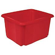 Box Emil - Rot, KONVENTIONELL, Kunststoff (41/34,5/22cm)
