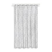 Duschvorhang Svenja - Grau, MODERN, Textil (180/200cm) - LUCA BESSONI