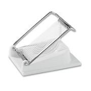 Eischneider Weiß - Weiß, KONVENTIONELL, Kunststoff/Metall (8/11cm) - HOMEWARE