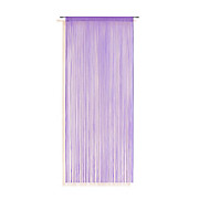 Fadenstore Marietta - Lila, KONVENTIONELL, Textil (90/245cm) - OMBRA