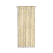 Fertigvorhang Vegas - Champagner/Goldfarben, KONVENTIONELL, Textil (135/245cm) - LUCA BESSONI