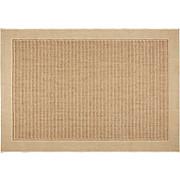 Flachwebeteppich Toskana - Naturfarben, KONVENTIONELL, Textil (120/170cm)