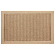 Flachwebeteppich Toskana - Naturfarben, KONVENTIONELL, Textil (160/230cm)