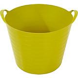 Flexkorb 20 Liter - Hellgrün, KONVENTIONELL, Kunststoff (20l)