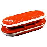 Folienschweissgerät Livington Zipp Zapp - Rot/Weiß, MODERN, Kunststoff (10/4/3,5cm) - MEDIASHOP