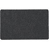 Fußmatte Troika - Anthrazit, KONVENTIONELL, Textil (40/60cm)