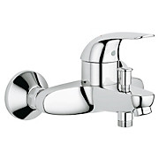 Grohe Badewannenarmatur Start Eco Swift 23270000 - Chromfarben, MODERN, Metall (10,2cm) - GROHE