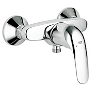 Grohe Duscharmatur Start Eco Swift 23268000 - Chromfarben, MODERN, Metall (15,3cm) - GROHE