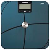 Grundig Körperfettwaage mit Bluetooth - Dunkelblau, MODERN, Kunststoff - GRUNDIG