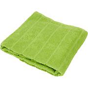Handtuch Lilly - Grün, KONVENTIONELL, Textil (50/100cm)