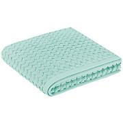 Handtuch Paulina - Grün, MODERN, Textil (50/100cm) - LUCA BESSONI