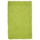 Hochflorteppich Dana - Grün, KONVENTIONELL, Textil (120/170cm) - LUCA BESSONI