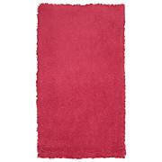 Hochflorteppich Dana - Rosa, KONVENTIONELL, Textil (120/170cm) - LUCA BESSONI