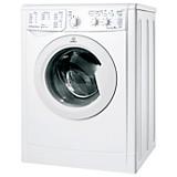 Indesit Waschmaschine Iwc 61251 C Eco Eu - Weiß, KONVENTIONELL (59,5/85/53,5cm) - INDESIT