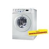 Indesit Waschmaschine Xwa 61051 W Eu inkl.service - Weiß, KONVENTIONELL (59,5/85/54cm) - INDESIT
