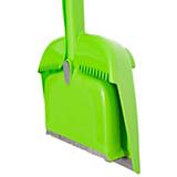 Kehrgarnitur Livington Multi Sweeper - Grau/Grün, MODERN, Kunststoff/Metall (25/7,5/135cm) - MEDIASHOP