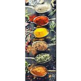 Keilrahmenbild Küchengewürze - Multicolor, MODERN, Holzwerkstoff (30/80cm)