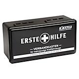 Kfz-verbandkasten Erste Hilfe - Schwarz/Weiß, KONVENTIONELL, Kunststoff (22/9/11cm)