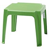 Kinder-Gartentisch Grün - Grün, KONVENTIONELL, Kunststoff (49/41/49cm) - OMBRA
