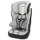 Kinderautositz Nania Racer Sp First - Schwarz/Weiß, KONVENTIONELL, Kunststoff/Textil (49/45/70cm)