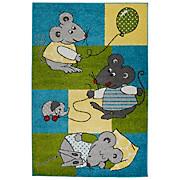 Kinderteppich Echo - KONVENTIONELL, Textil (120/170cm) - OMBRA