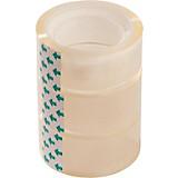 Klebebandset 3-teilig - Transparent, KONVENTIONELL, Kunststoff (1.9/1100cm)