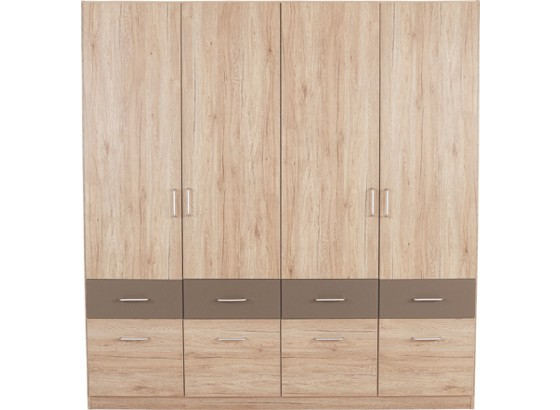 kleiderschrank aalen extra online kaufen m belix. Black Bedroom Furniture Sets. Home Design Ideas