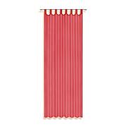 KOMBI KÉSZFÜGGÖNY UTILA - piros, konvencionális, textil (140/245cm) - OMBRA