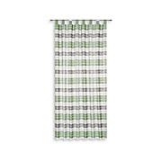 Kombivorhang Ena - Grün, MODERN, Textil (140/255cm) - LUCA BESSONI