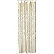 Kombivorhang Linda - Beige, KONVENTIONELL, Textil (140/255cm) - OMBRA