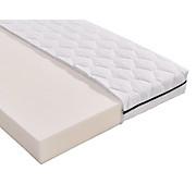 Komfortschaummatratze Base H3 90x200 - Weiß, MODERN, Textil (200/90cm) - PRIMATEX