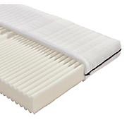 Komfortschaummatratze Flex H3 90x200 - Weiß, MODERN, Textil (200/90cm) - PRIMATEX